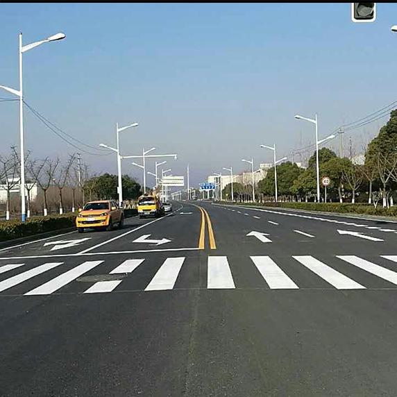 道路指示线