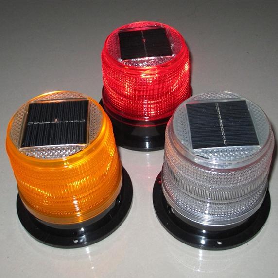 太阳能警示灯